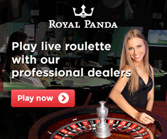 Roulette bij Royal Panda Casino