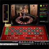Multiplayer live Roulette