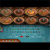 Multi Wheel roulette online